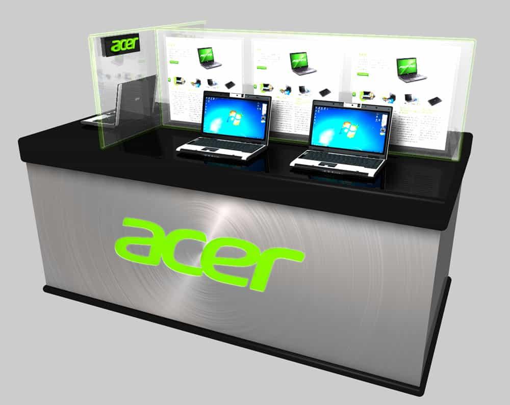 Progettazione 3d Corner Acer