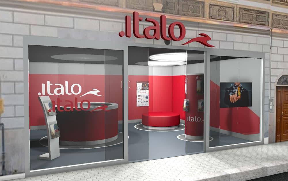 Progettazione 3D Corner-Italo
