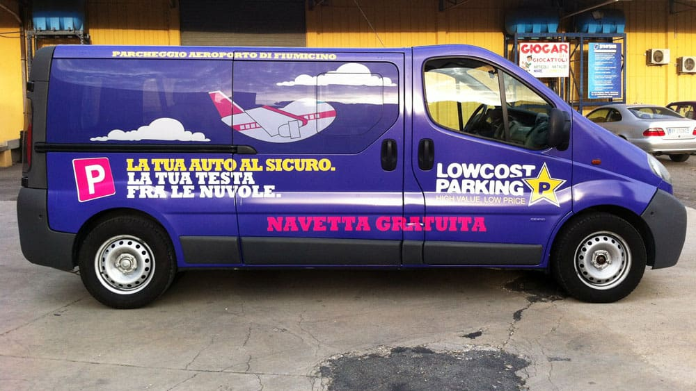 Navetta Low Cost Parking